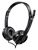 WIRED STEREO HEADSET WITH MIC 3.5MM PLUG
