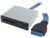 USB 3.0 INTERNAL CARD READER + HUB