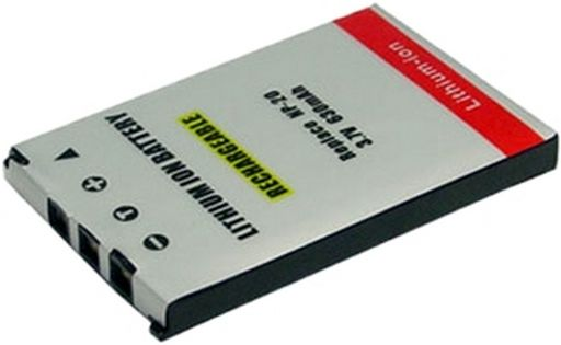 REPLACEMENT BATTERY CASIO NP-20