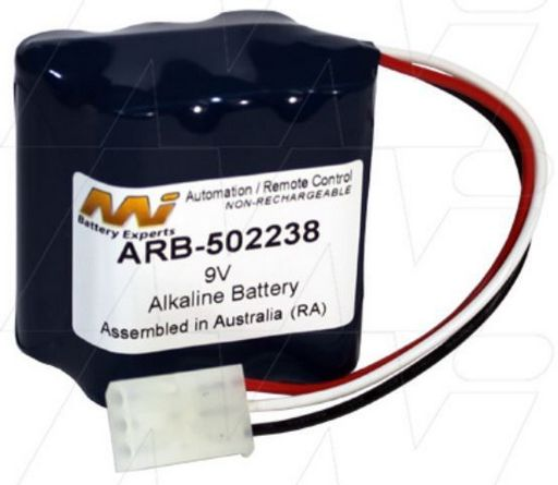 AUTOMATION & CONTROL REPLACEMENT BATTERIES