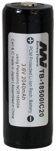 LITHIUM ION RECHARGEABLE BATTERIES