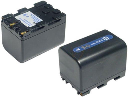 SONY NP-QM70, 71 - REPLACEMENT BATTERY