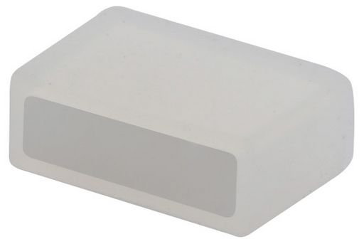 SILICONE END CAPS FOR TERMINATING WATERPROOF LED STRIPS
