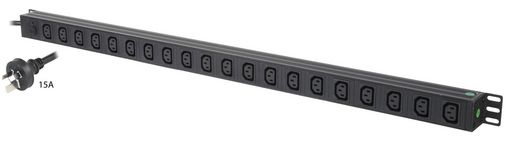 VERTICAL 20x IEC C13 OUTLETS PDU - 954MM