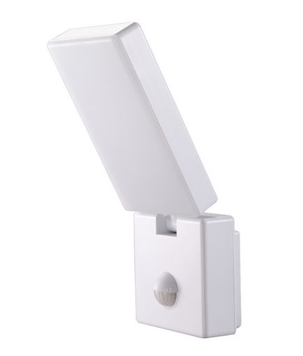 15W SURFACE MOUNTED LED LIGHT WITH PIR SENSOR - IP65