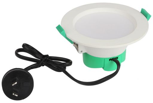 10W DIMMABLE LED DOWN LIGHT 115mmØ - RECESSED