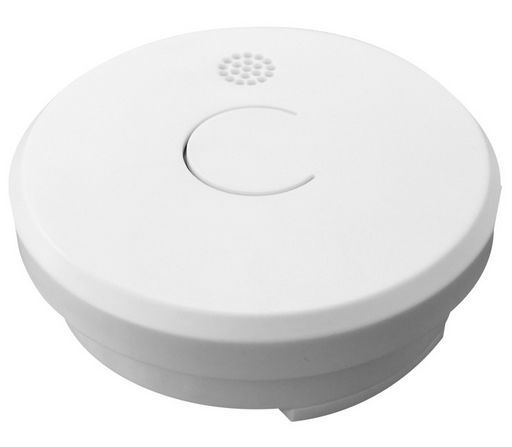 PHOTOELECTRIC 9V BATTERY STAND-ALONE SMOKE ALARM R9