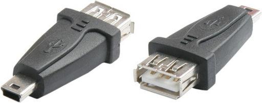 "USB MINI-5P TYPE ""B"""