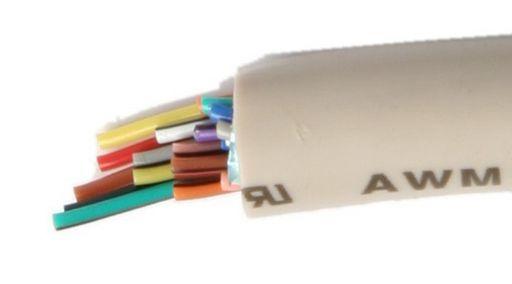 ROUND MULTI-CORE PC CABLE SHIELDED