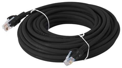 CAT5e UTP PATCH CABLES IN COLOUR