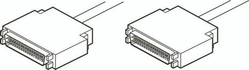 SCSI-II HPD50M TO SCSI-II HPD50M