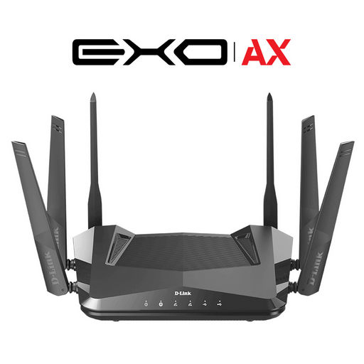 WIFI MESH ROUTER AX5400 - D-LINK