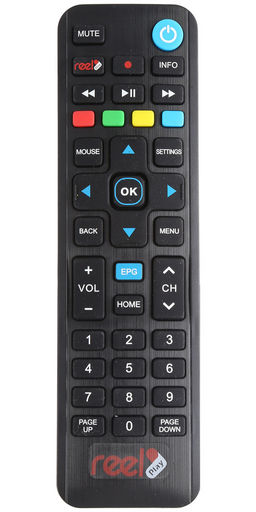 HD220 REELPLAY REPLACEMENT REMOTE CONTROL
