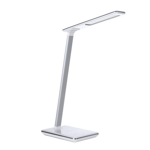 LED DESK LAMP WITH QI WIRELESS CHARGING BASE