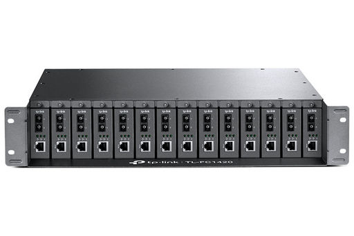 14-SLOT RACKMOUNT CHASSIS TP-LINK