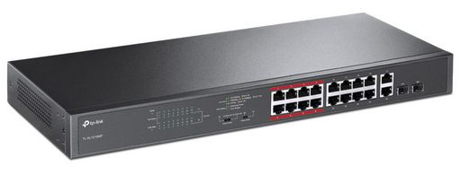 UNMANAGED NETWORK SWITCH WITH PoE - TP-LINK