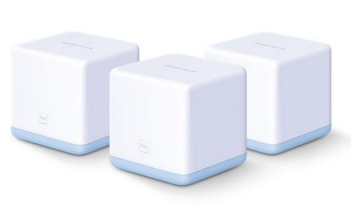 HALO S12 MESH WIFI ROUTERS AC1200 - MERCUSYS