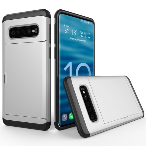 TWO PIECE TOUGH CASE WITH CARD SLOT