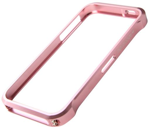 ALUMINIUM FRAME BUMPER CASE FOR iPHONE 5 / 5S / SE