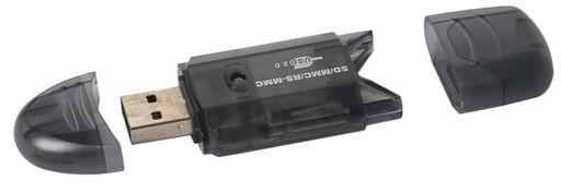 USB2 MEMORY CARD READER MINI