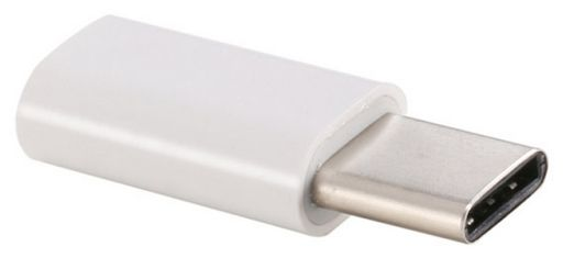 MICRO-USB 2.0 TO USB TYPE-C ADAPTOR