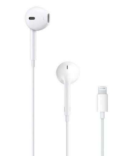 APPLE™ EARPHONES - LIGHTNING® PLUG