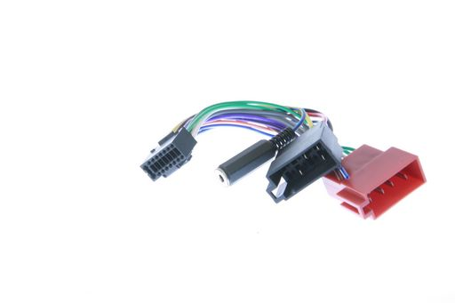 JVC TO ISO HARNESS 16 PIN