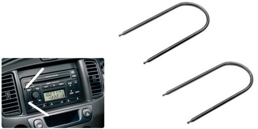 FORD RADIO REMOVAL TOOLS