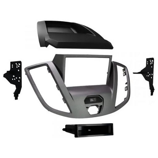 SINGLE / DOUBLE DIN FACIA TO SUIT FORD TRANSIT