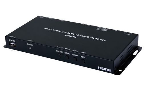 2x1 HDMI DUAL SCREEN TO SINGLE MONITOR 1080P - CYPRESS
