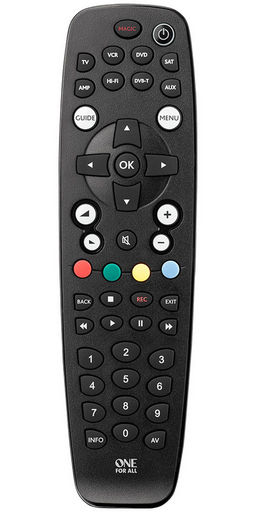 8 DEVICE UNIVERSAL & LEARNING REMOTE