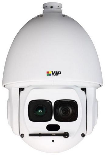 2MP IP CAMERA ULTIMATE ZOOM PTZ DOME - VIP