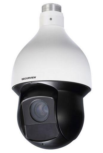 4MP HDCVI CAMERA 30x ZOOM PTZ DOME - SECURVIEW