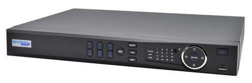 8 CHANNEL 4K HDCVI DIGITAL VIDEO RECORDER - SECUREVIEW DVR611
