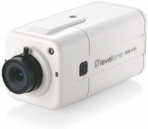 IP CAMERA BULLET WITH PoE - LEVELONE 1M