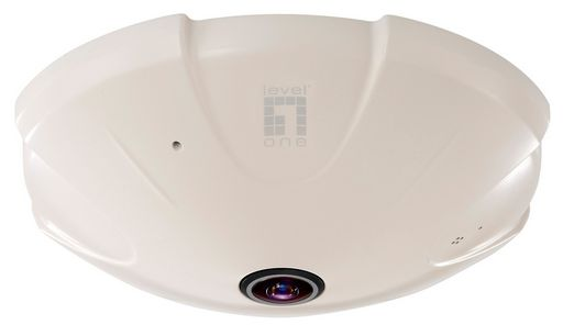 IP CAMERA PANORAMIC DOME  - LEVELONE HD
