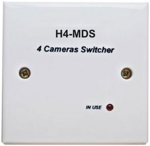 .H4 MULTIPLE CAMERA AUTO-SWITCH