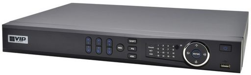 NETWORK VIDEO RECORDER 4 CHANNEL - VIP 200MBPS PoE