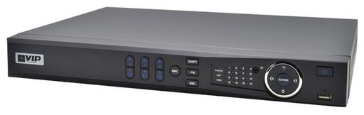 NETWORK VIDEO RECORDER 8 CHANNEL - VIP VISION 320MBPS ePoE
