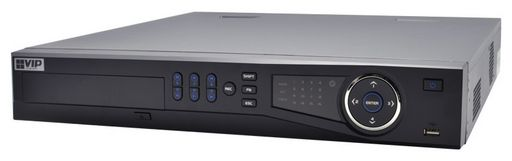 NETWORK VIDEO RECORDER 16 CHANNEL - VIP VISION 320MBPS ePoE