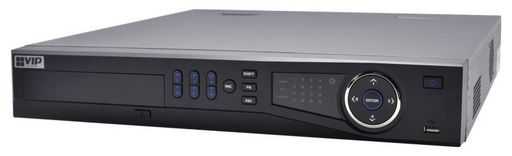 NETWORK VIDEO RECORDER 32 CHANNEL - VIP VISION 320MBPS ePoE