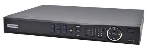 NETWORK VIDEO RECORDER 16 CHANNEL - WATCHGUARD 200MBPS PoE