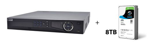 NETWORK VIDEO RECORDER 32 CHANNEL - VIP VISION 320MBPS