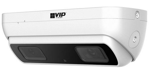 3MP IP AI CAMERA DUAL LENS PEOPLE COUNTING