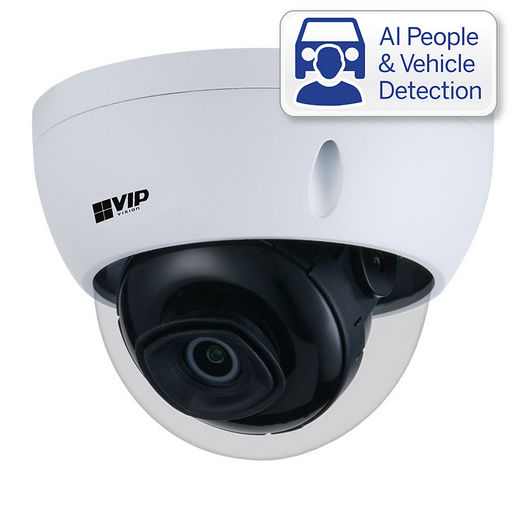 8MP IP CAMERA FIXED VANDALPROOF DOME - PROFESSIONAL SERIES