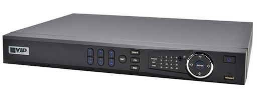 PROFESSIONAL AI 16 CHANNEL NETWORK VIDEO RECORDER WITH ePoE (320MBPS)