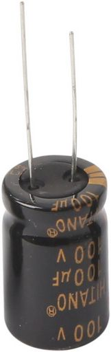 LOW IMPEDANCE CAPACITOR EXR