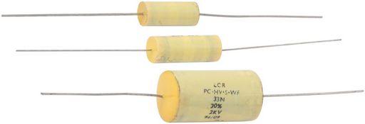 POLYPROPYLENE - AXIAL 600VAC 2000VDC