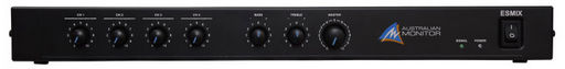 4 CHANNEL MONO MIXER COST EFFECTIVE BASIC FEATURES