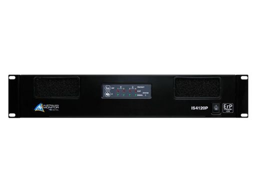 AUSTRALIAN MONITOR IS SERIES POWER AMPLIFIERS